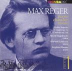 Reger: Piano Chamber Music, Vol. 1