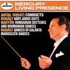 Dorati Conducts Kodaly And Bartok