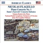 Nicolas Flagello: Piano Concerto No. 1