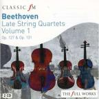 Vol. 1 - Beethoven Late String Quartets