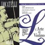 Locatelli: Concertos for Violin, Strings & Continuo, Op. 3
