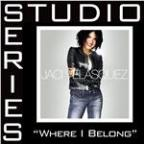 Where I Belong [Studio Series Performance Track]
