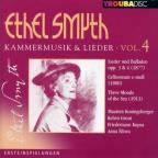 Smyth: Kammermusik And Lieder, Vol. 4