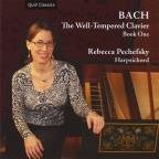 Bach: The Well-Tempered Clavier, Book One