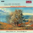 Hans Huber: Sonatas for Violin & Piano