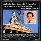 From the Vault - Bach: Concerti / Marriner, ASMF