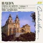 Haydn: String Quartets Vol 3 / The Lindsays