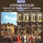 Vivaldi: Concerti for bassoon, strings & continuo