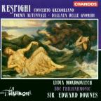 Respighi: Concerto Gregoriano: Poema Autunnale; Ballata delle Gnomidi