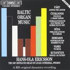 Baltic Organ Music