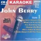 Karaoke: John Berry