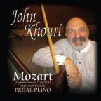 Mozart: Keyboard Works on Eighteenth Century Pedal Piano