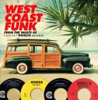 West Coast Funk From The Vaults Of Canyon / Roker Records