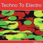 Techno To Electro Vol. 9 - Deeba