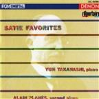 Satie Favorites / Yuji Takahashi