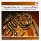 Canadian Brass: From Monteverdi to Mozart
