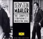 Bernstein/Mahler: The Complete Symphonies &amp; Orchestral Songs