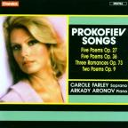 Prokofiev/ ; Songs