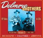 Delmore Brothers, Vol. 2: The Later Years 1933 - 1952