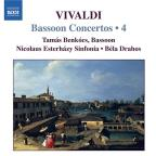 Vivaldi: Bassoon Concertos, Vol. 4