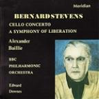 Baillie: Cello Concerto & Liberation Symphony