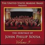 Heritage of John Philip Sousa, Vol. 9