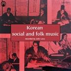 Korean Social And Folk Music