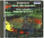 Faust, The Damned - Violin Con