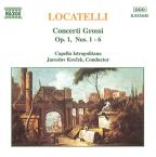 Locatelli: Concerti Grossi, Op. 1, Nos. 1-6