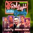 Red Light Comedy: Live From Amsterdam Volume Four
