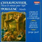 Christmas,Charpentier,Poulenc/ ; Messe De Minuit/Motets For Xmas Etc