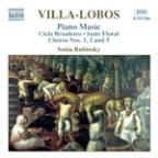 Villa - Lobos: Piano Music, Vol. 3