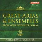 Great Arias and Ensembles from Your Favorite Operas