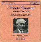 Toscanini Collection Vol 26 - Brahms: Symphony no 1, etc