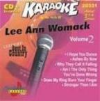 Karaoke: Lee Ann Womack 2