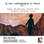 La voce contemporanea in Italia, Vol. 1