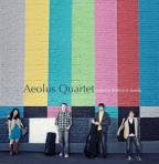Aeolus Quartet performs Brahms & Bartok