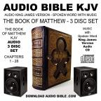 Audio Bible - The Book Of Matthew