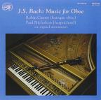 Bach: Music for Oboe