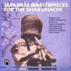 Japanese Masterpieces of the Shakuhachi