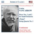 Nancarrow: Pieces Nos. 1 & 2; Tango?; String Quartet No. 1
