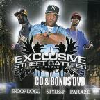 Exclusive Street Battles(+DVD)