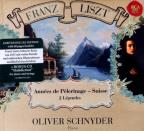 Franz Liszt: Annees de Pelerinage - Suisses; 2 Legendes