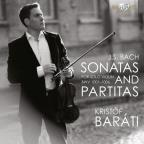 Bach: Sonatas and Partitas for Solo Violin, BWV 1001 - 1006