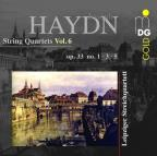 Haydn: String Quartets, Vol. 6