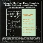 From the Vault - Mozart: The 4 Flute Quartets / Fine Arts