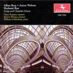 Alban Berg, Anton Webern, Shulamit Ran: Songs and Chamber Music