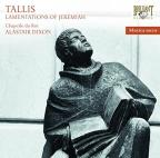 Tallis: Lamentations of Jeremiah