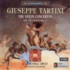 Giuseppe Tartini: The Violin Concertos, Vol. 11 (Stagion Bella)