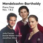Mendelssohn: Piano Trios Nos. 1 &amp; 2
